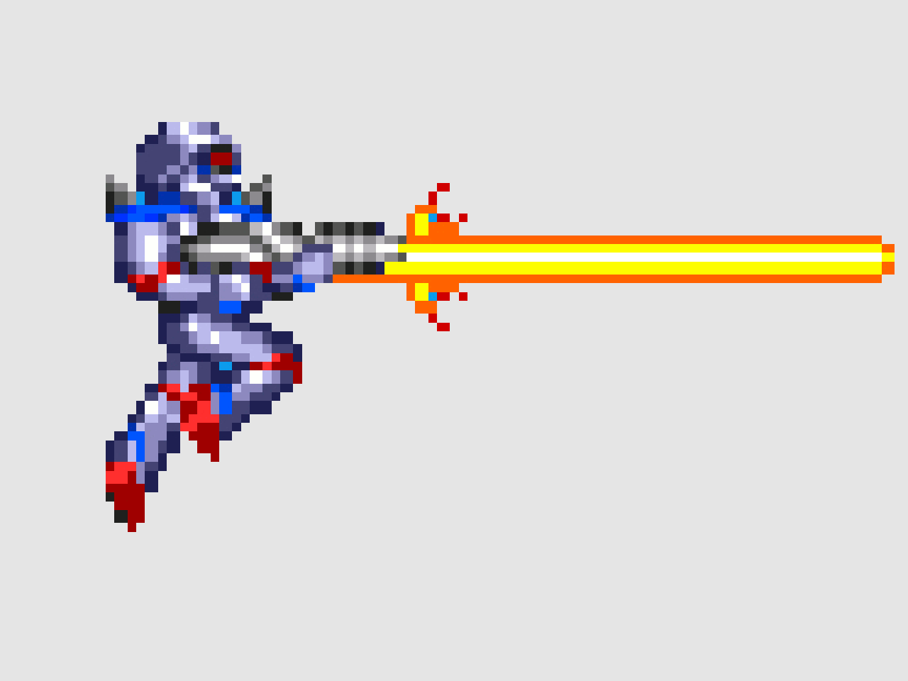 """Hello and welcome to Turrican. Be my guest!"" (Bild: Andre Eymann)"