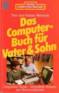 Das farbenfrohe Deckblatt des Taschenbuchs. (Bild: Heyne Verlag)