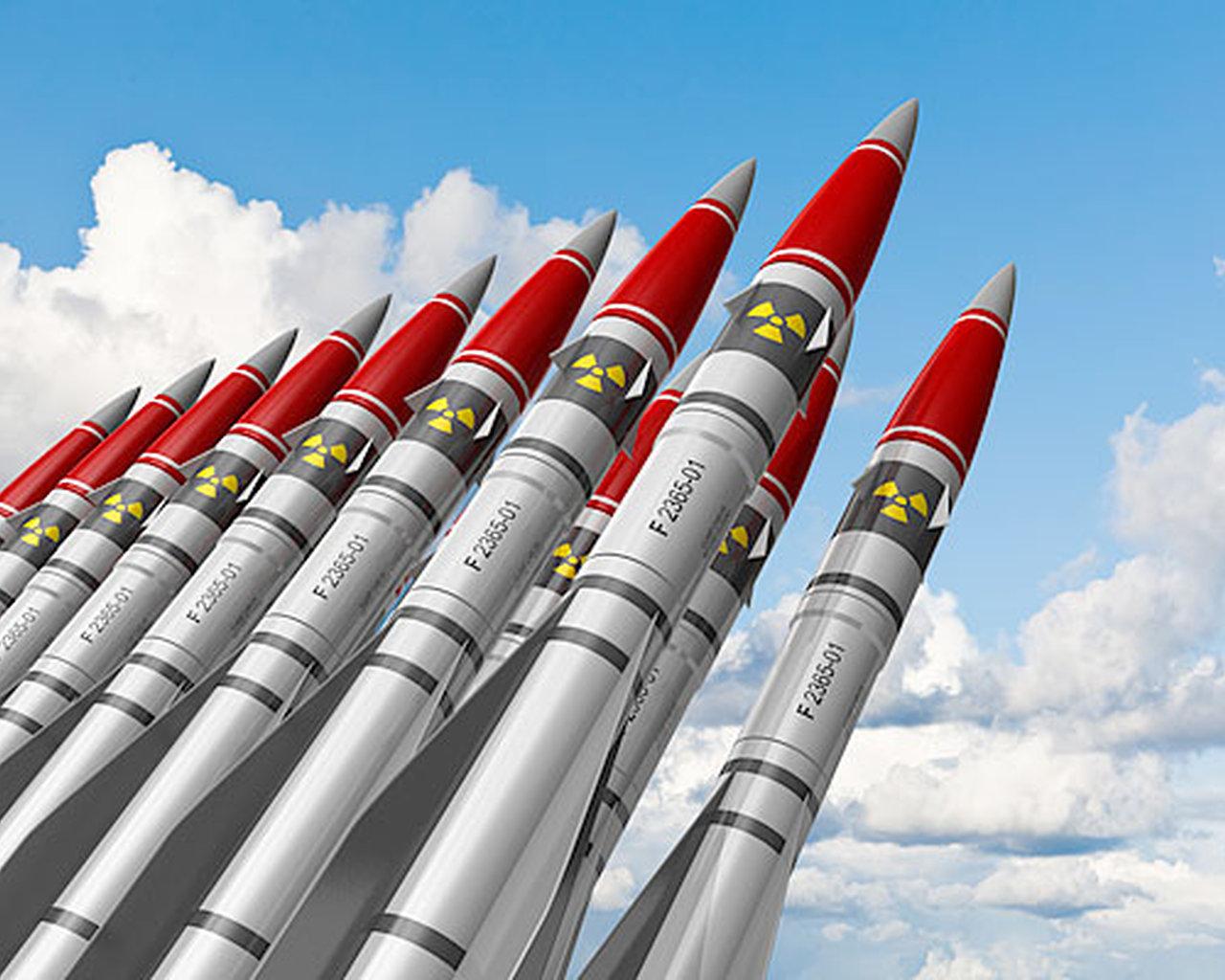 Atomraketen - Symbol des kalten Krieges. (Bild: Oleksiy Mark, photos.com)