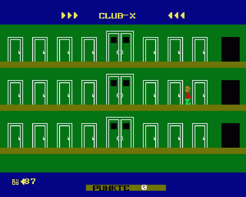 Club-X für den KC-85. (Bild: Götz Hupe, Elmar Klinder)