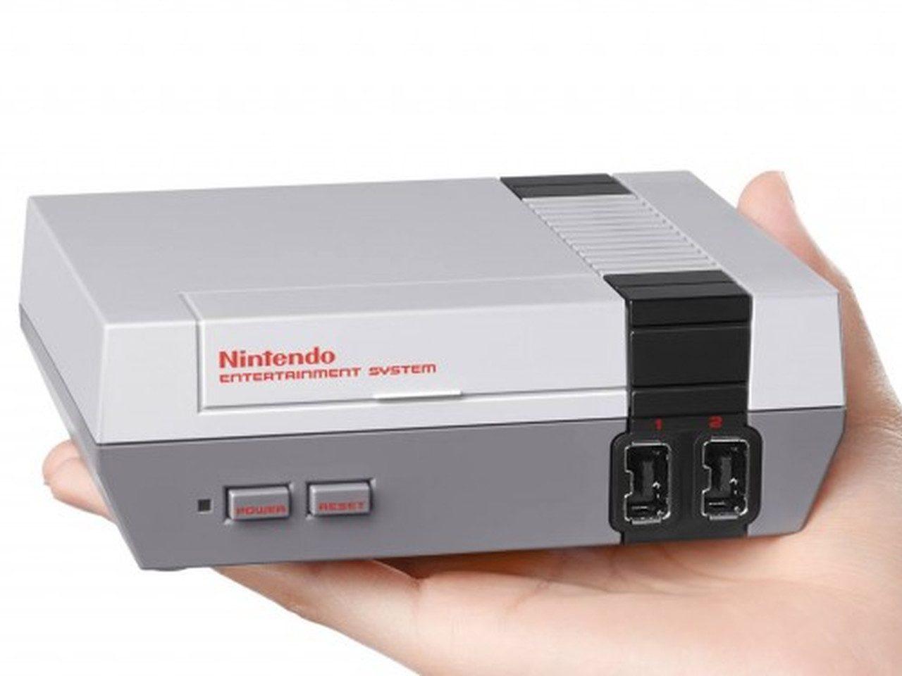Nintendo Classis Mini NES (Bild: Nintendo)