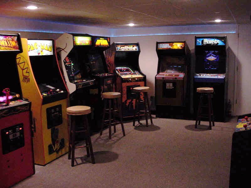 Videospielautomaten