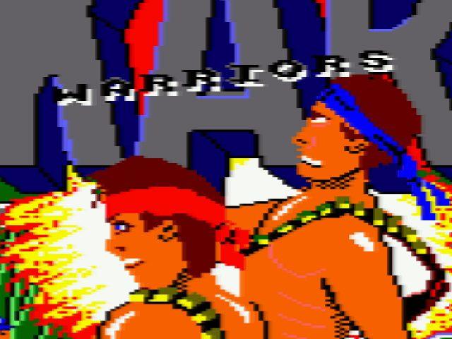 Ikari Warriors für den Schneider CPC von Elite Systems erschien 1986. (Bild: Michael Behr)