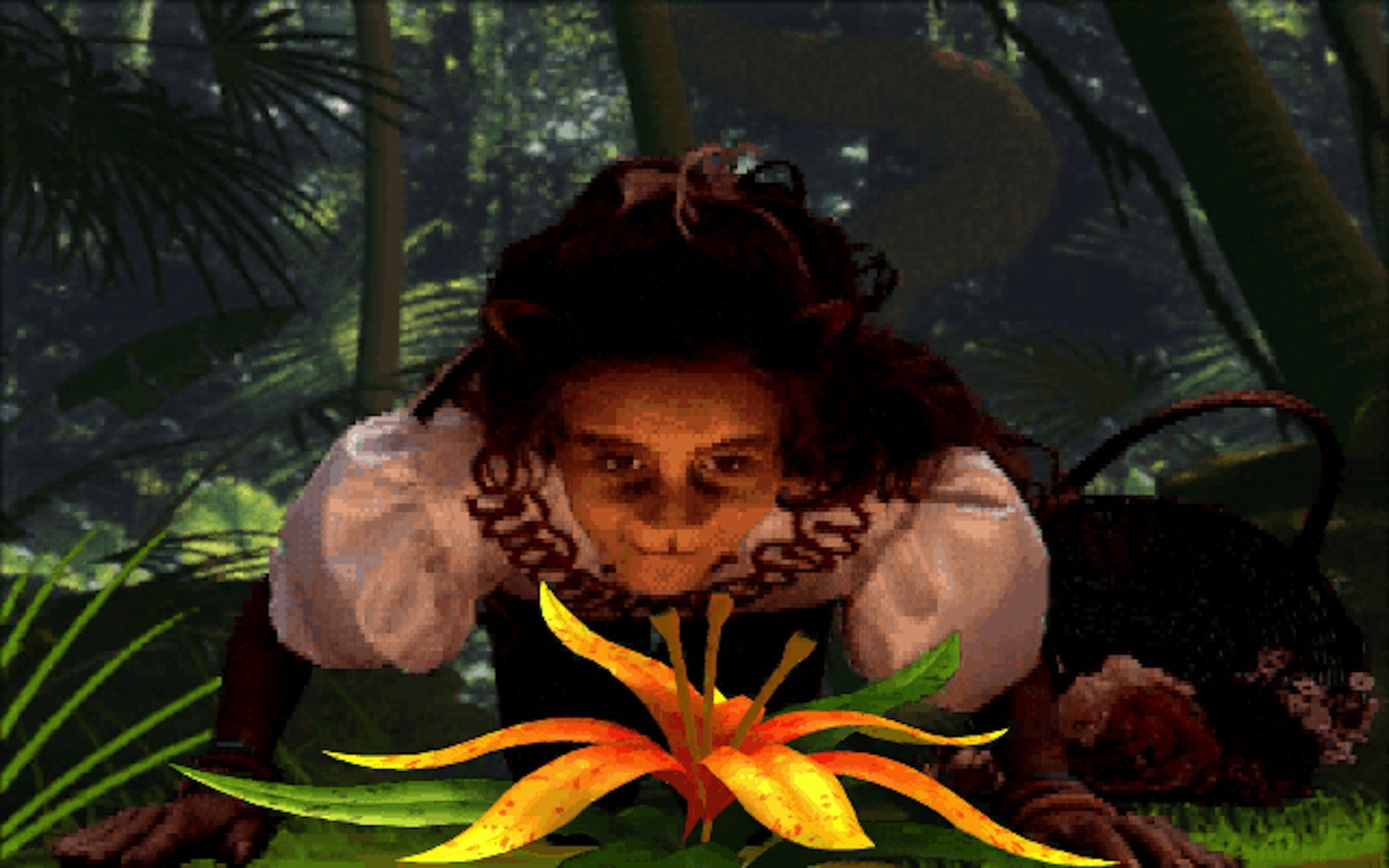 Man sollte Kinder nicht alleine in einem Dschungel spielen lassen, indem sich doppelköpfige Raubkatzen und riesige Spinnen herumtreiben. (Bild: loadmyblog.com)