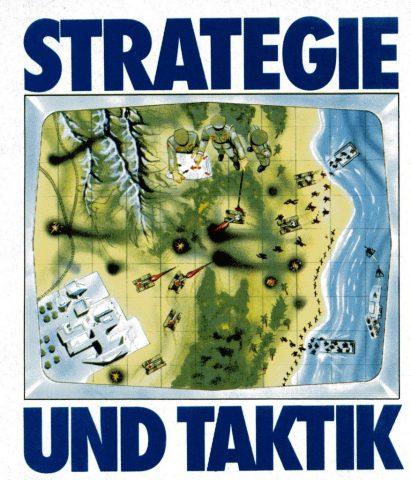 Eine Illustration zum Thema Strategie und Taktik aus der Telematch. (Bild: M. Cavendish)