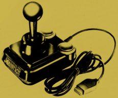 Der Competition Pro Joystick von Dynamic ist bis heute der Inbegriff des Joysticks. (Bild: Vogel-Verlag)