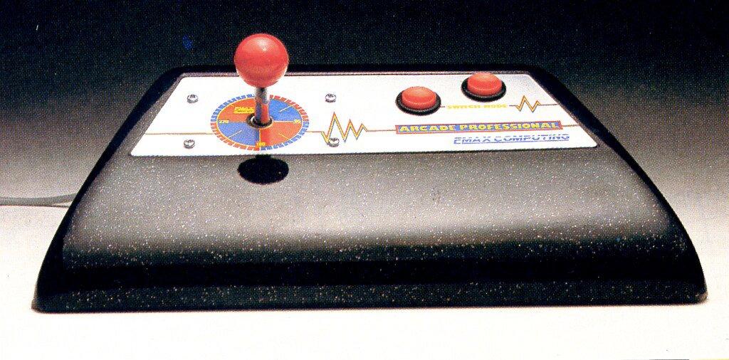 Der Arcade Professional von Emax Computing: Zocken wie in der Spielhalle. (Bild: Vogel-Verlag)