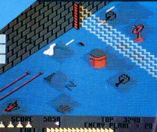 Zaxxon von SEGA: 3D-Action wie in der Spielhalle. (Bild: Vogel-Verlag)
