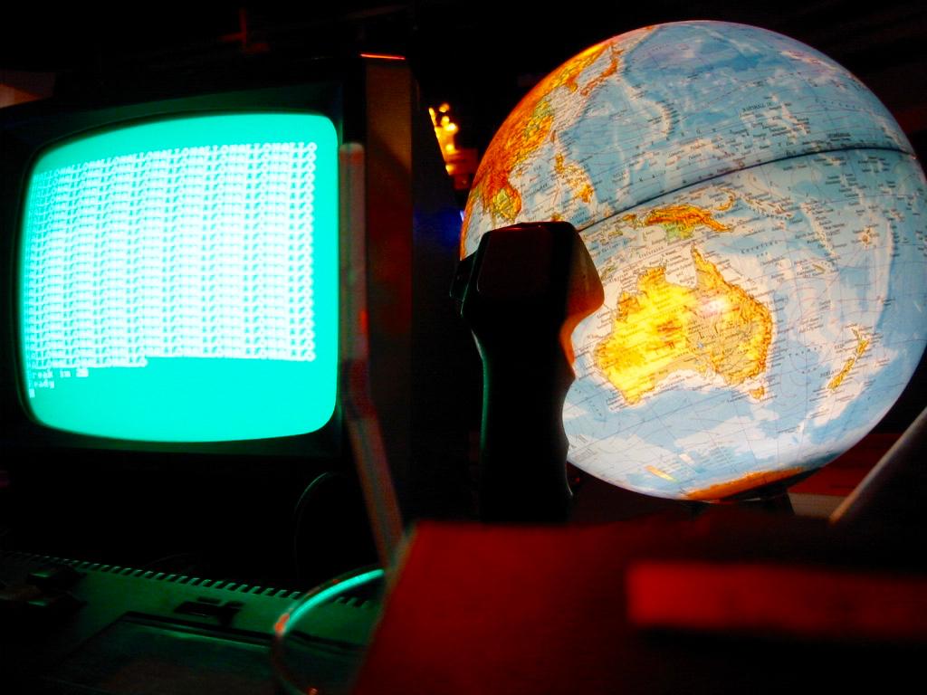 Dem Schneider CPC gehört die Welt. (Bild: André Eymann)