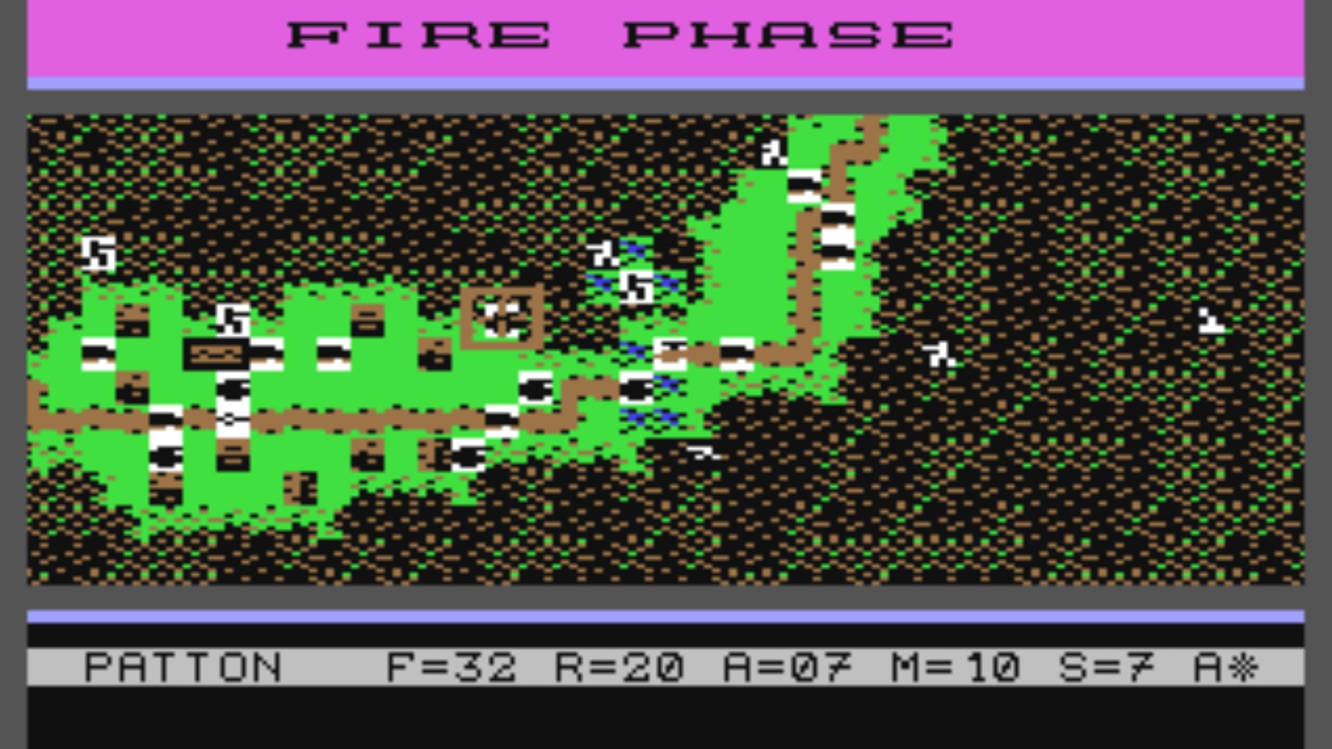 Strategic Simulations Incorporated (SSI) machte sich einen Namen als Garant für Strategiespiele mit Tiefgang wie dem 1986 veröffentlichten Vietnam: warum die Dichte berechnen wenn gerade im Dickicht umzingelt wurde? (Bild: SSI)