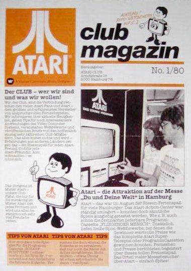 Erstausgabe von 1980. (Bild: Atari)