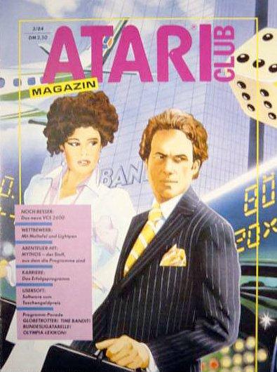 Ausgabe vom März 1984. (Bild: Atari)