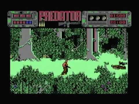 Sterblich trotz Arnie-Sprite: Predator. (Bild: System 3, 1988)