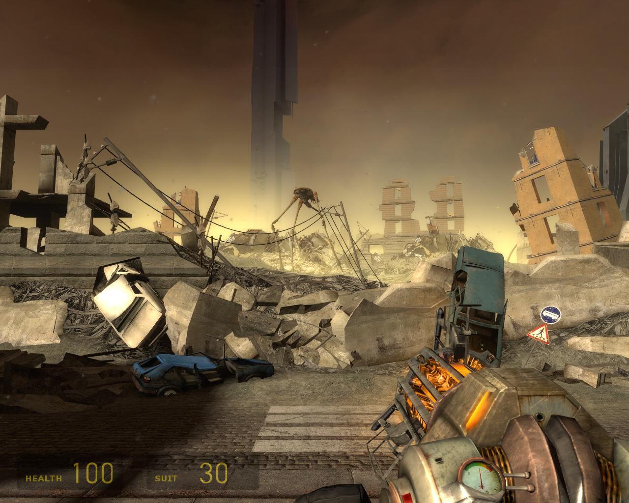 Half-Life 2, Episode 1. (Bild: Valve)