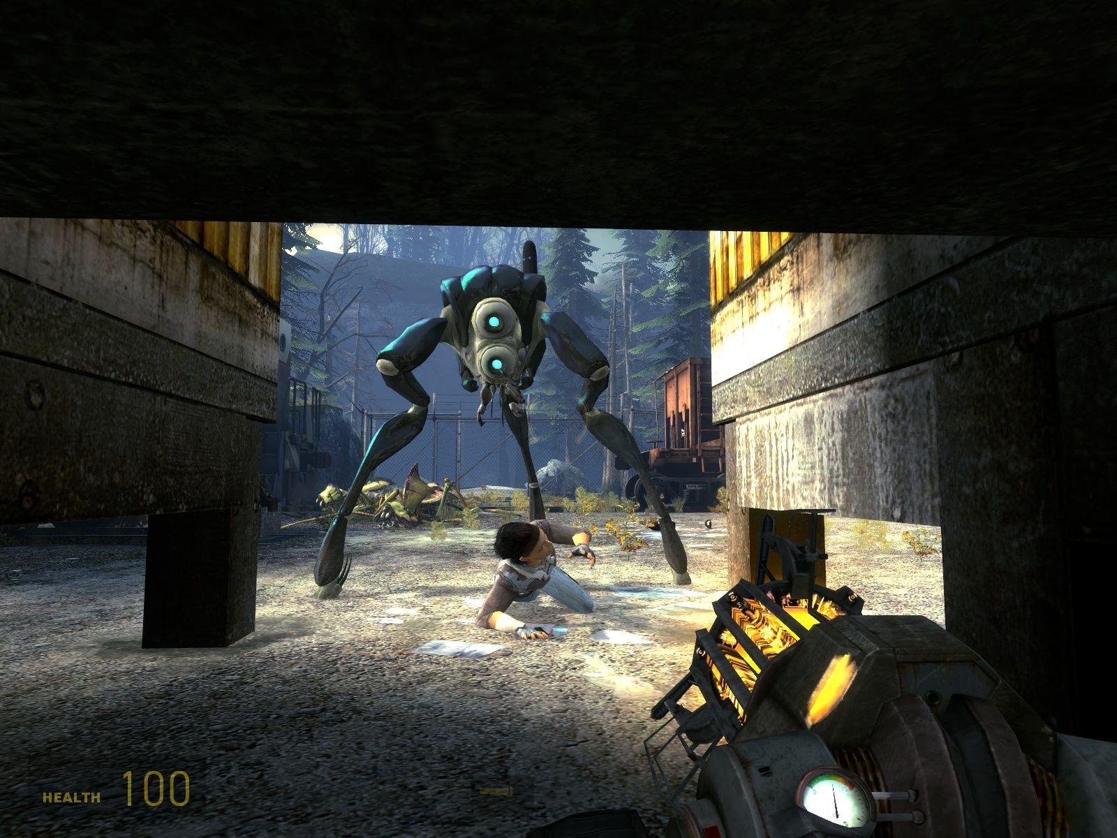 Half-Life 2, Episode 2. (Bild: Valve)