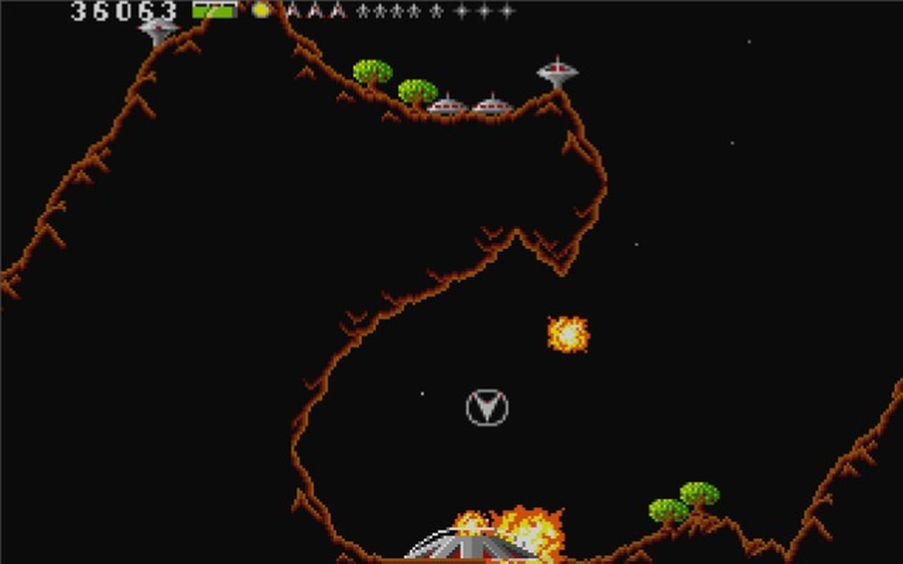 Oids von 1987 auf dem Atari ST. (Bild: FTL)