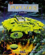 Populous auf dem Amiga aus dem Jahr 1989. (Bild: Electronic Arts)