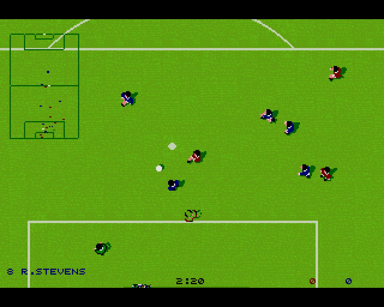 Schneller Aktion-Fußball (Kick Off 2)... (Bild: Anco)