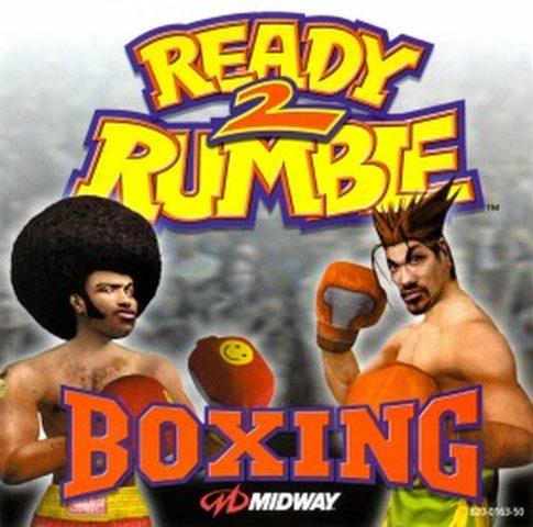 Ready 2 Rumble auf der Sega Dreamcast. (Bild: Midway)