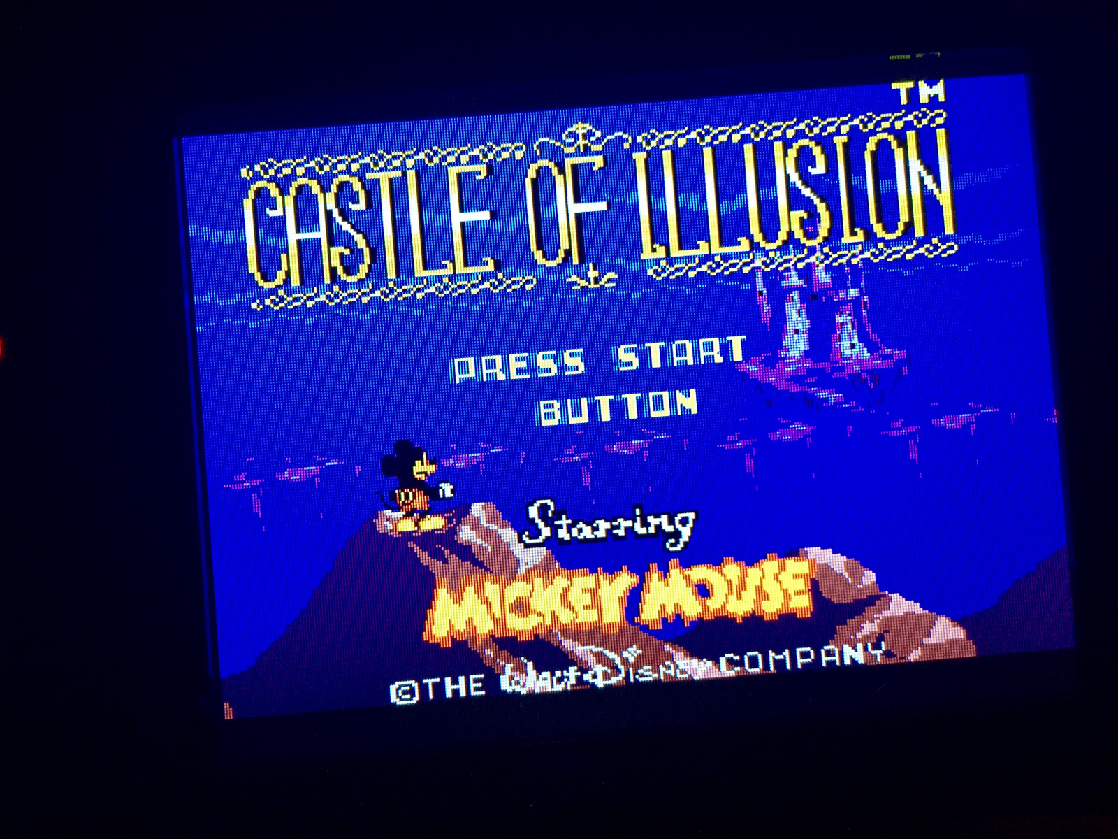 Farben wie im Traumland. Castle Of Illusion strahlt wie nie zuvor. (Bild: André Eymann)