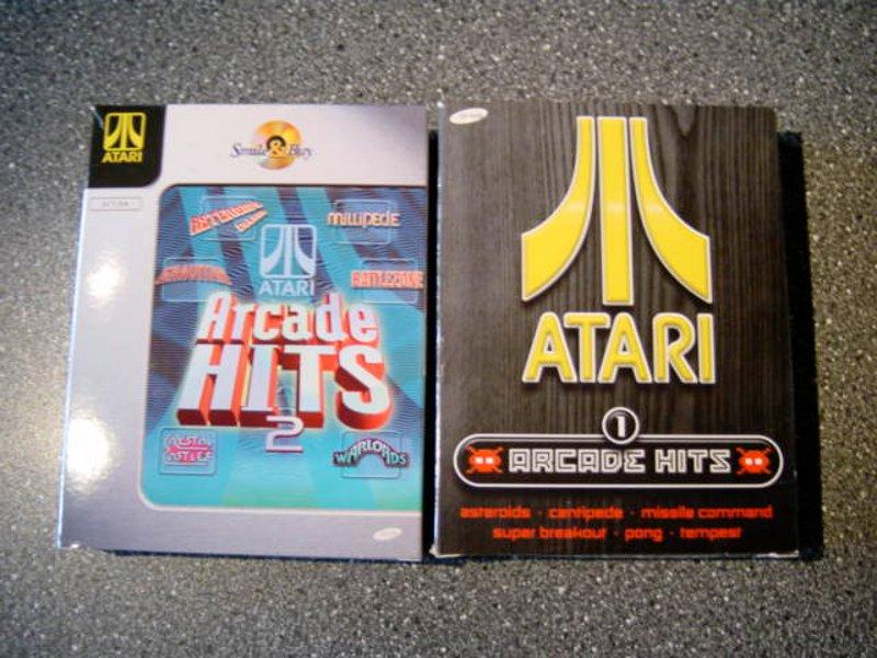 Die Spielesammlung Atari Arcade Hits von Hasbro Interactive. (Bild: Guido Frank)