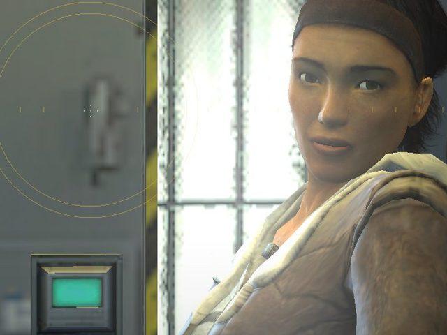 Alyx Vance ist Gordon Freemans wichtigste Verbündete in Half-Life 2. (Bild: André Eymann)