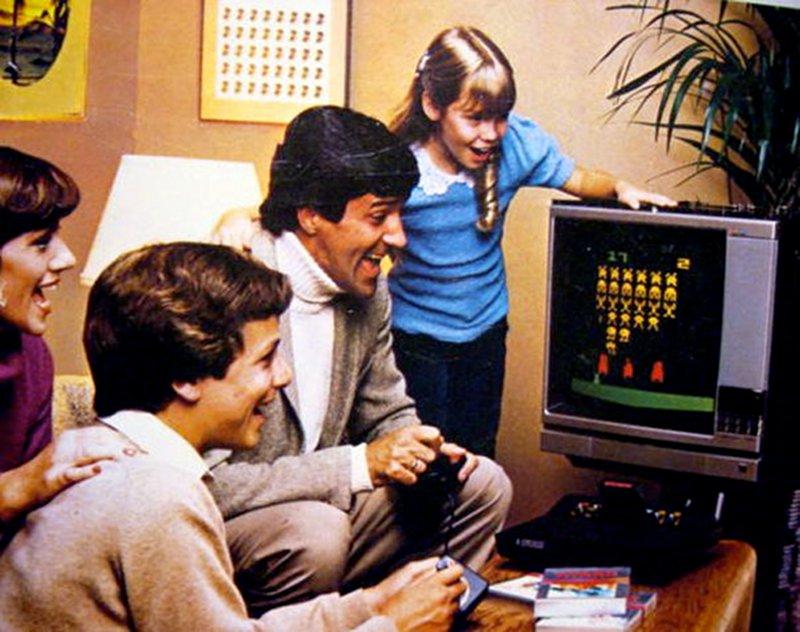 Das Atari VCS - eine Videospielkonsole erobert die Wohnzimmer. (Bild: Atari)