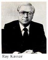 Mr. Ray Kassar war 1981 Präsident von Atari Inc. (Bild: Atari)