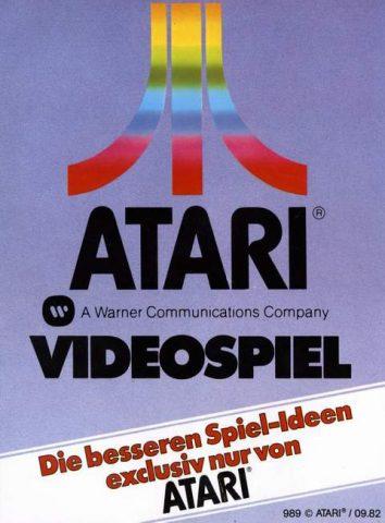 Atari Werbung von 1982. (Bild: Atari)