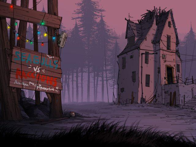 Unforeseen Incidents ist eine Mystery Geschichte um den jungen Hobby-Tüftler Harper Pendrell. (Bild: Backwoods Entertainment)