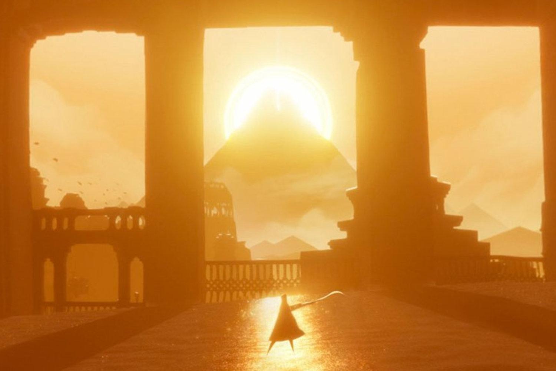 Journey wurde 2012 von Jenova Chen entwickelt. (Bild: Thatgamecompany)