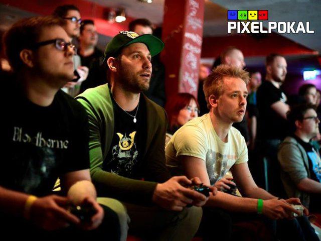 Staunende Gesichter beim Pixelpokal in Hannover. (Bild: Pixelpokal)