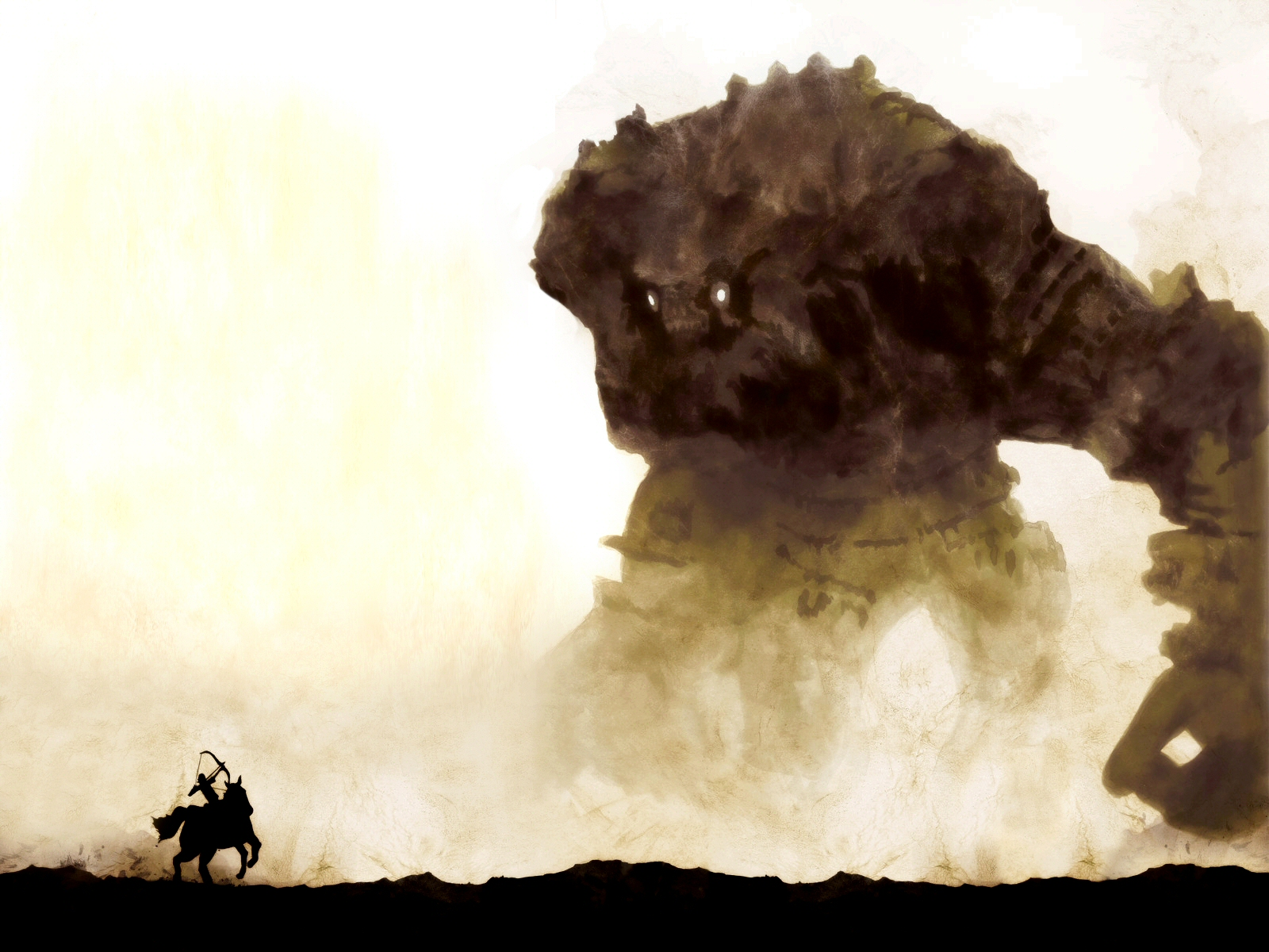 Das Action-Adventure Shadow of the Colossus erschien 2005. (Bild: Sony)
