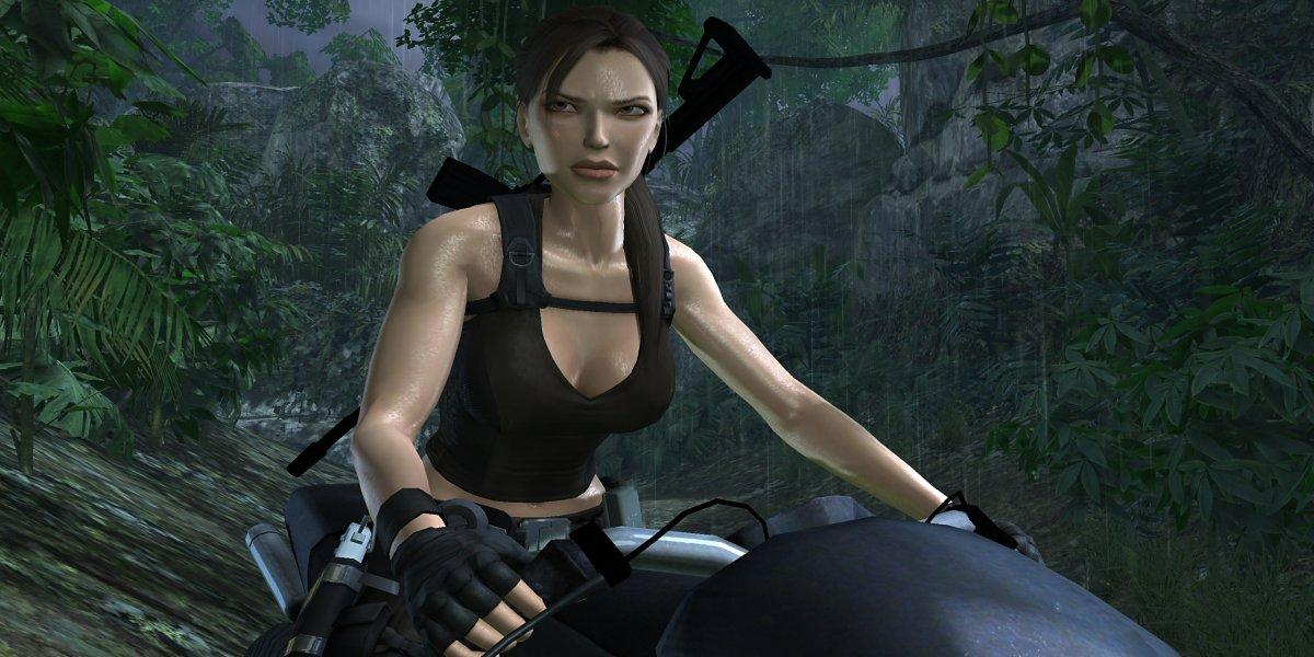 Mit dem Motorrad werden weite Strecken überwunden und manchmal auch der eine oder andere Gegner plattgefahren. (Bild: Moni Eichiner)