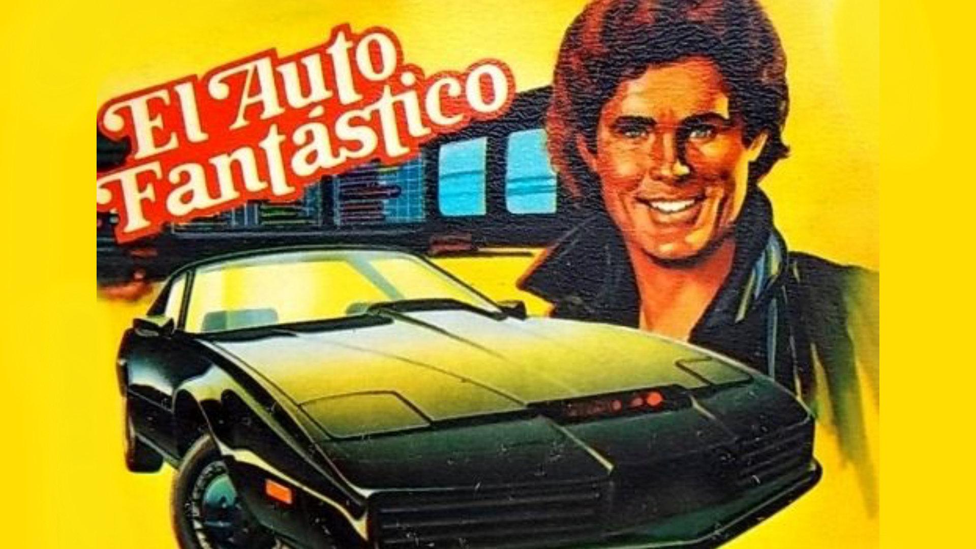 Stummer Zeuge zahlreicher Joystick-Beerdigungen: David Hasselhoffs Lächeln war in den 1980ern allgegenwärtigter als der Sonnenaufgang, auf jeder Schultasche prangerte der Knight Rider und erhielt dadurch tiefe Einblicke in den Computeralltag... (Bild: Andreas Wanda)