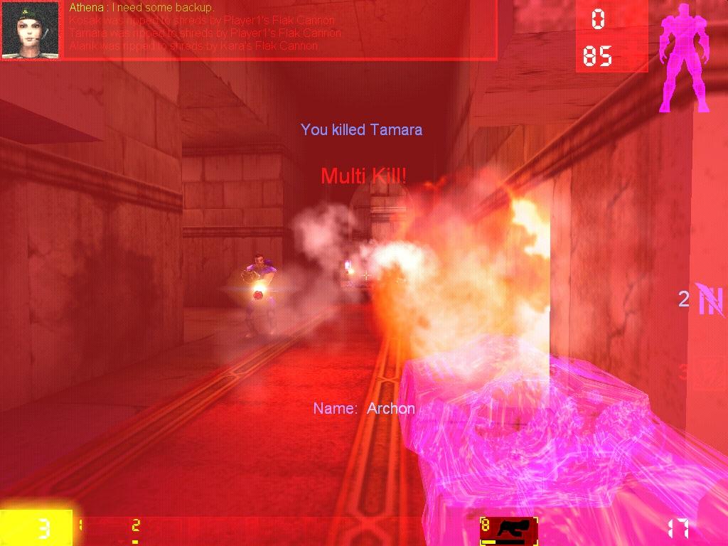 """Laufen einem mehrere Gegner vor die Waffe, kommt es schnell zu einem """"Multi-Kill!"""" (Bild: Andre Eymann)"""