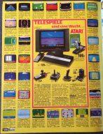Auszug aus einem Quelle-Katalog mit Atari VCS Hacks. (Bild: Quelle)