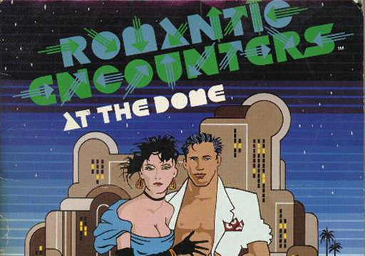 Romantic Encounters at The Dome war ein Text-Adventure für Erwachsene. (Bild: MicroIllusions)