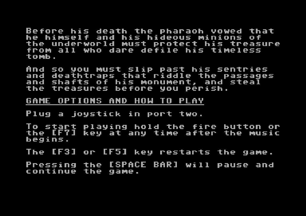 Einführung in die Legende, Teil 3: Der Fluch. (Bild: Synapse Software)