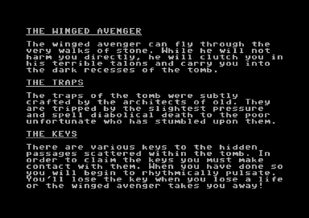 Einführung in die Legende, Teil 6: Todesfallen und Zauberschlüssel. (Bild: Synapse Software)