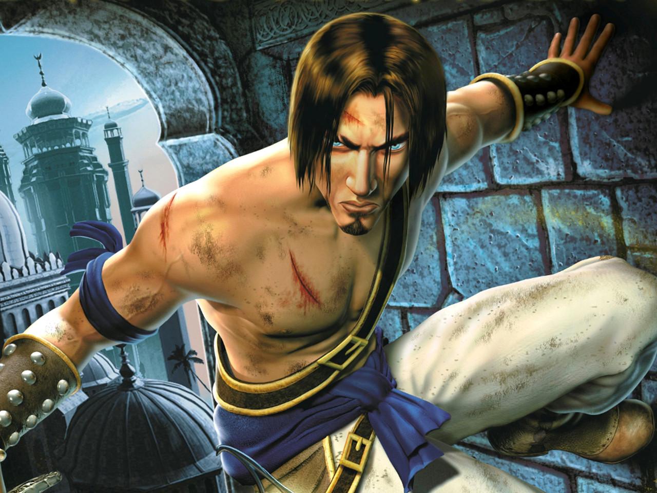 Prince of Persia: The Sands of Time von Jordan Mechner wurde im Oktober 2003 veröffentlicht. (Bild: Michaela Rücker)
