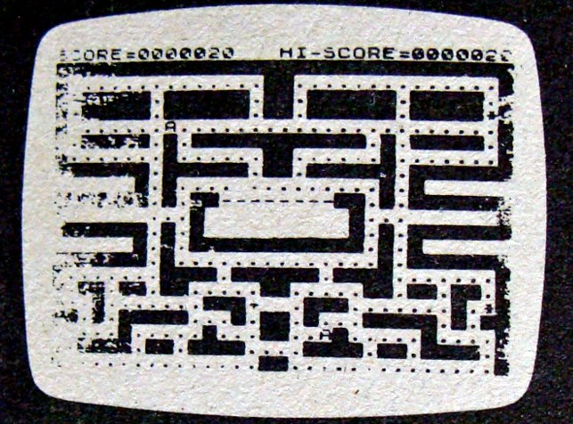 Pack-Man für den ZX81 kostete 29,80 DM. Es bot laut Werbetext eine irre Grafik und versprach die private Spielhöllenparty kann beginnen. (Bild: Sinclair)