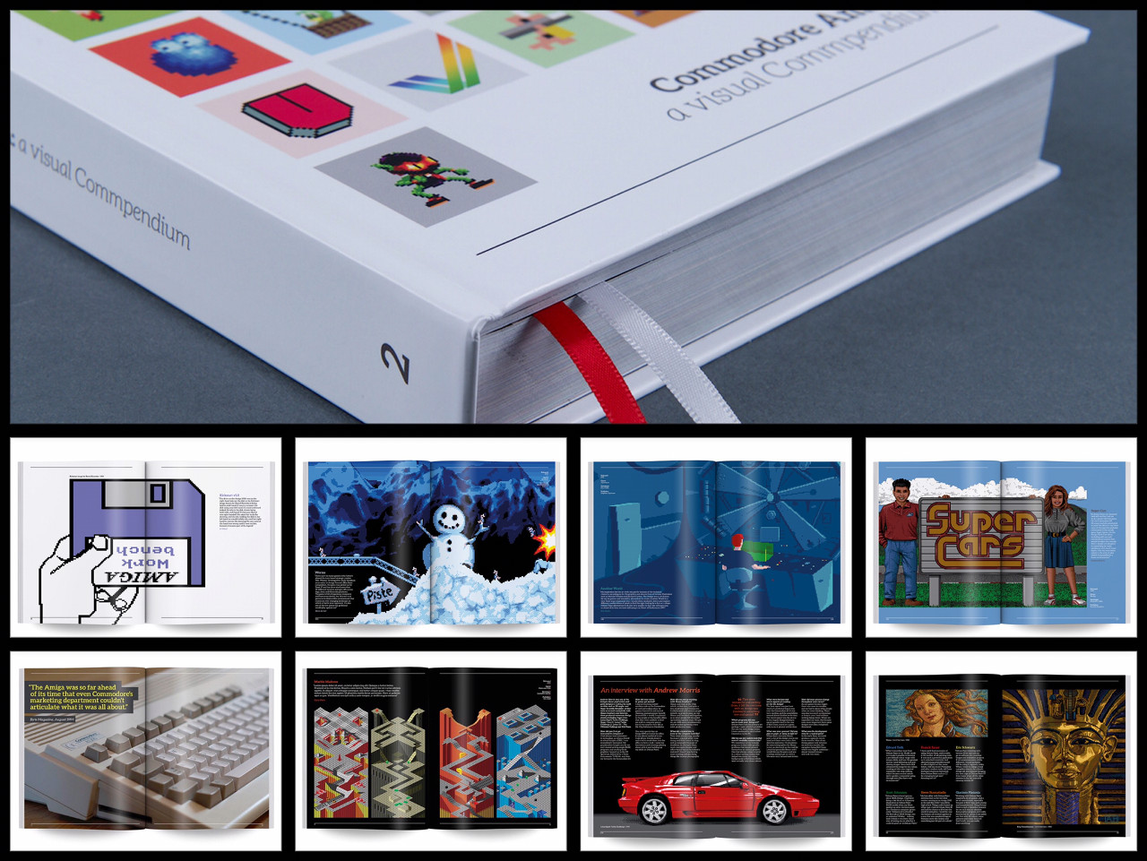 Commodore Amiga: a visual Commpendium (Bild: Bitmap Books)