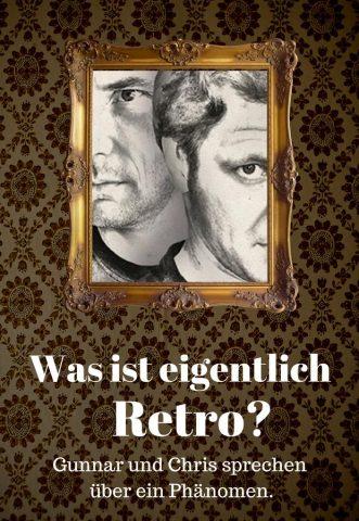 """Cover von Paul Schmidt zur Zwischenfolge """"Was ist eigentlich Retro?"""""""
