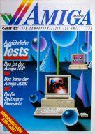 Das Amiga-Magazin aus dem Markt & Technik Verlag erschien insgesamt 22 Jahre lang. Es wurde erst 2009 eingestellt. (Bild: Stephan Ricken)