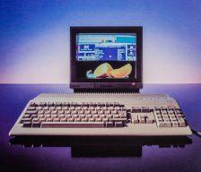 Werbung für den Amiga aus dem hauseigenen Commodore-Prospekt. (Bild: Stephan Ricken)