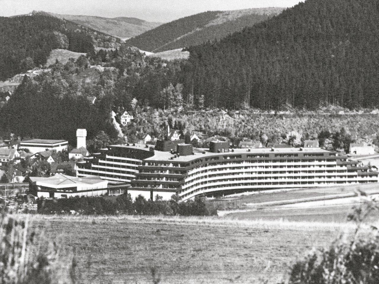 Im Hotel Sauerland Stern wurden viele Computerferien organisiert. (Bild: Prospekt Hotel Sauerland Stern, 1984)