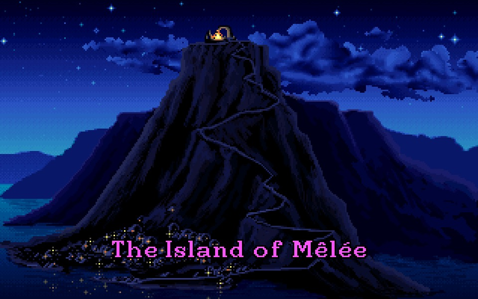 The Secret of More RAM: Das original Monkey Island kann mehr