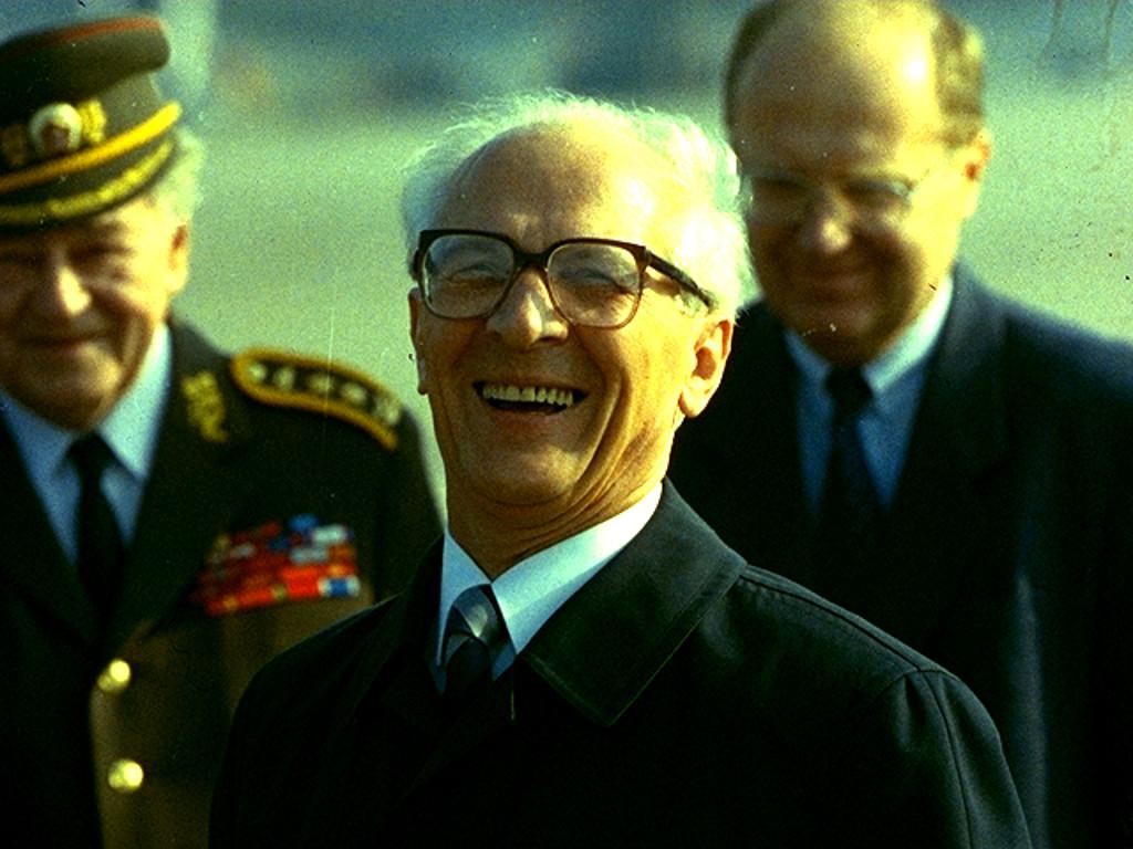 Erich Honecker, bis 1989 Generalsekretär des Zentralkomitees der SED. (Bild: Sunflowers)