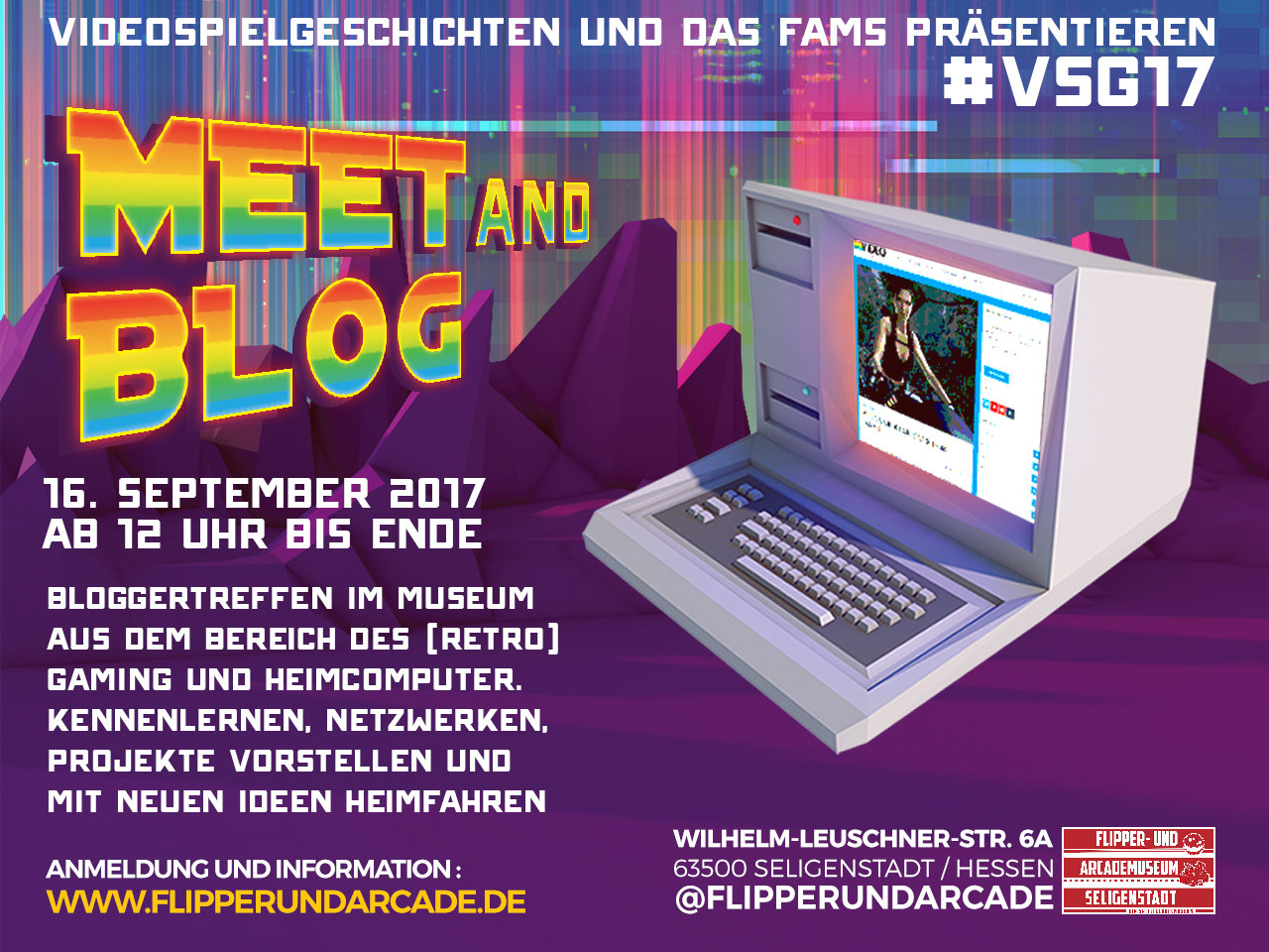 MEET AND BLOG am 16. September 2017 im FAMS (Bild: Senad Palic)
